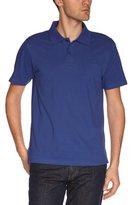 Rica Lewis Men's Polo MC essentiel Plain or unicolor Polo Short sleeve Polo Shirt - -