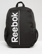 Reebok Backpack In Black S23041