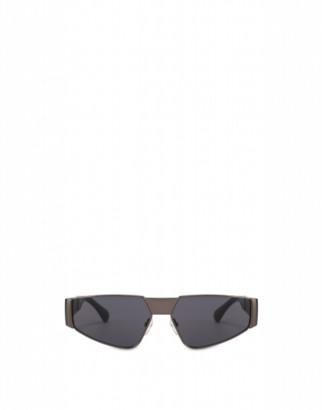 Moschino Metal Sunglasses Woman Grey Size Single Size