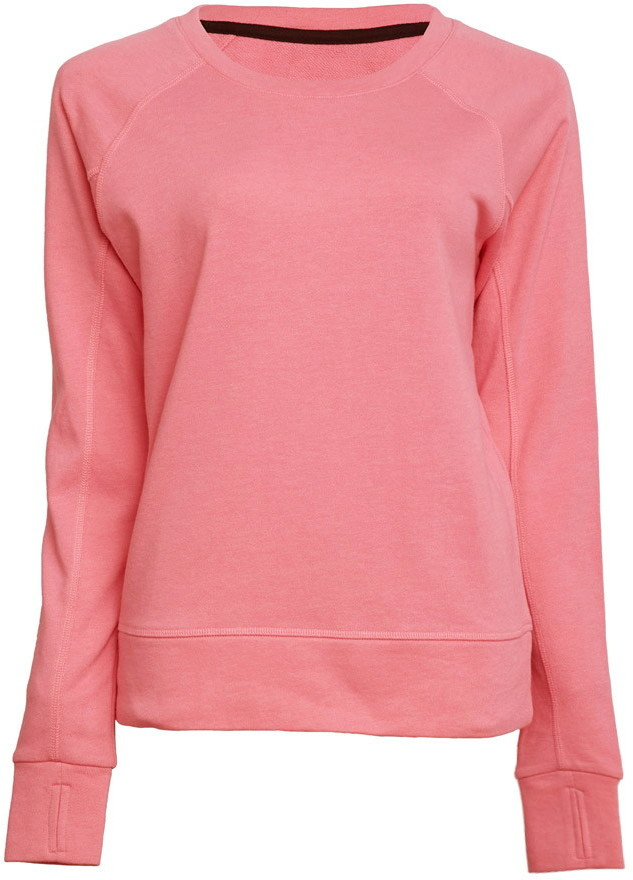 Forever 21 Active Sporty French Terry Pullover