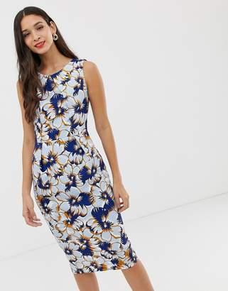 Closet London Closet sleeveless pencil dress