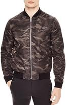 Sandro Reversible Bomber Jacket