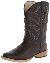 Roper Scout Square Toe Basic Cowboy Boot (Infant/Toddler/Little Kid/Big Kid)