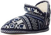 Muk Luks Women's Geometric Knit Boot