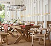 Pottery Barn Toscana Extending Dining Table