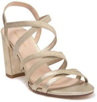 Pelle Moda Grace Block Heel Sandal