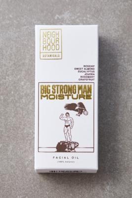 Neighbourhood Botanicals BIg Strong Man Moisturizer - Assorted ALL at Urban Outfitters
