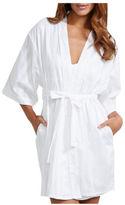 Bodas Cotton Nightwear Short Robe
