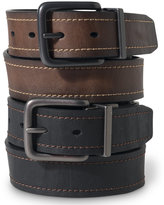 Levi's 35MM Cut Edge Reversible Leather Belt