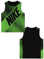 Nike Block Print Muscle Tank