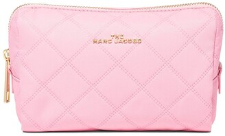 Marc Jacobs Beauty Triangle pouch bag