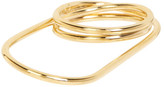 Jules Smith Designs Safety Pin Knuckle Ring