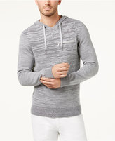 mens striped hooded sweater - ShopStyle