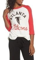 Junk Food Clothing Women's Nfl Atlanta Falcons Raglan Tee