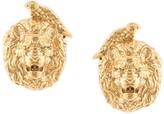 Natia X Lako Lion & Bird earrings