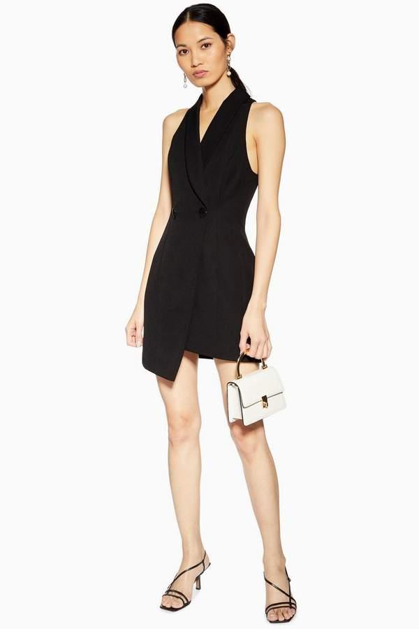 d087c7c485c Tuxedo Mini Dress - ShopStyle
