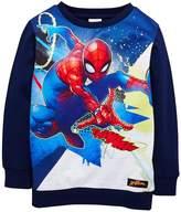 Spiderman Boys Sweat Top