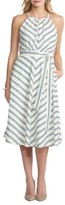 ECI Women's Chevron Midi Dress