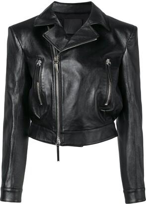 Giuseppe Zanotti Deli biker jacket
