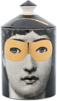 Fornasetti face print candle