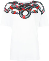 Marcelo Burlon County of Milan Josefina T-shirt - women - Cotton - XS