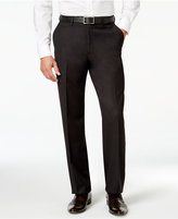 Sean John Black Texture Classic-Fit Pants