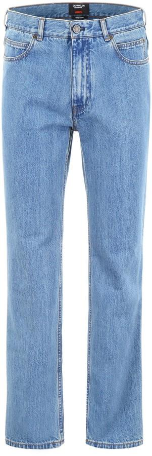 Calvin Klein Jaws Print Jeans