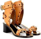 Isabel Marant Jaeryn Embellished Leather Sandals
