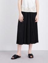 Elizabeth and James Quinn pleated midi skirt