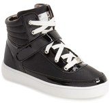 MICHAEL Michael Kors Girl's 'Ivy Mae' High Top Sneaker