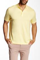 Nautica Cutaway Collar Short Sleeve Polo