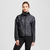 Champion Women's Woven Bomber Jacket - Black