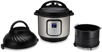 Instant Pot Duo Crisp Pressure Cooker & Air Fryer Combo