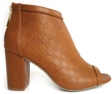Christian Lacroix Camel Cadenza Ankle Boot