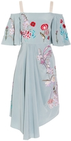Temperley London Woodland Midi Dress