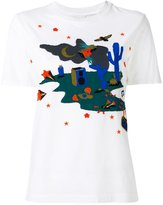 Paul Smith patch T-shirt - women - Cotton - XS