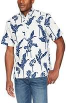 Reyn Spooner Men's Spooner Kloth Pullover Hawaiian Shirt