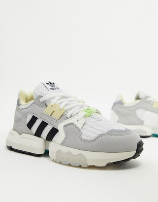 adidas ZX Torsion in white