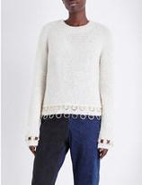 Rachel Comey Circuit alpaca wool jumper