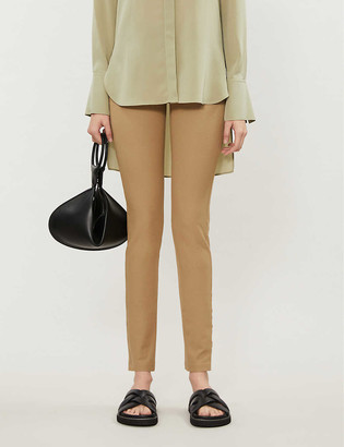 Joseph Stretch-jersey gabardine leggings