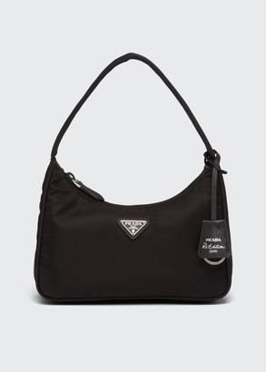 Prada Re-Edition 2000 Zip Shoulder Bag