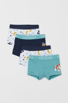 H&M 4-Pack Boxer Shorts