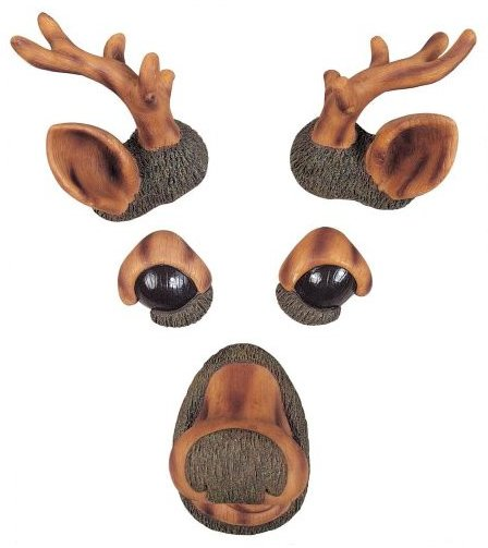 Red Carpet Studios Outdoor Faces - Deer