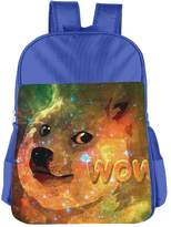 CUIPO JUCPOI Boys'&Girls' Wow Doge Lunch Bag