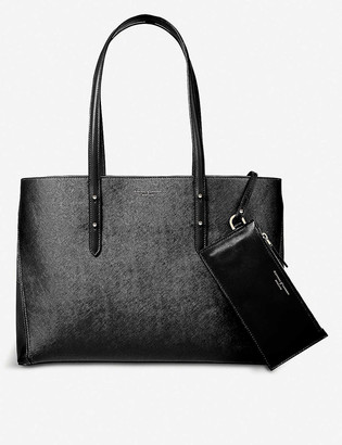Aspinal of London Regent leather tote