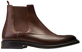 Bally Men's Nyon Nikora Leather Chelsea Boots