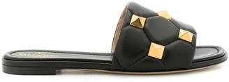 Valentino VW2S0BK4ZCG 0no Furs & Skins->Leather