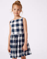 Jigsaw Gingham Dress