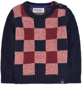 Jean Bourget Wool and cotton sweater
