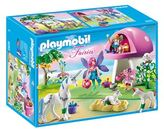 Playmobil Fairy Toadstool House